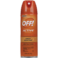 01810 OFF! 6OZ SPRAY AEROSOL