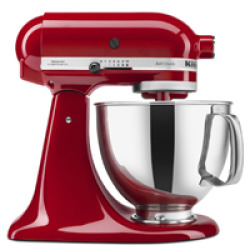 KSM150PSER STAND MIXER RED